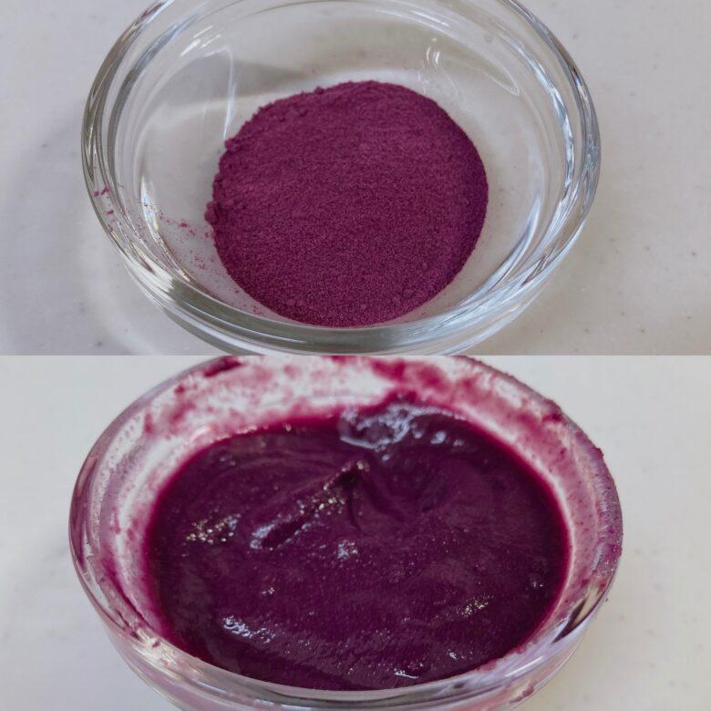 紫芋ペースト