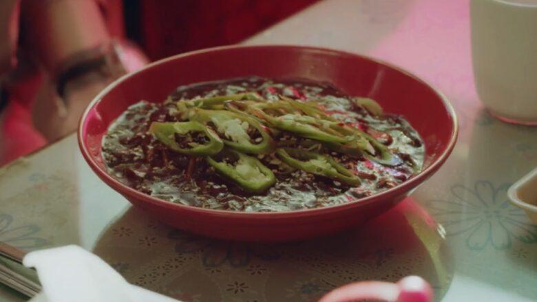 爆弾ジャージャー麺